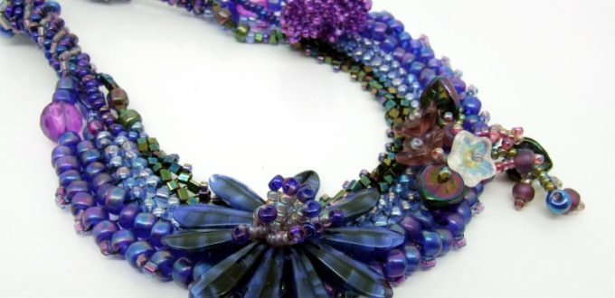 Rhapsody in Blue Necklace web